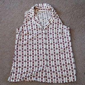 Like new Susan Graver blouse